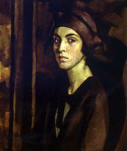 Portrait - Lucy