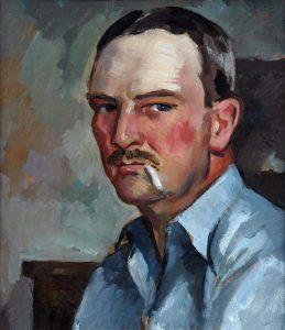 Edward Fisk - American Modernist Painter