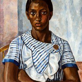 Mary Daniel - by Edward Fisk