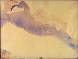 Edward Fisk - By Charles Demuth - Paris 1912