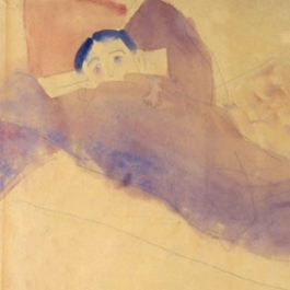 Edward Fisk - By Charles Demuth - Paris 1912